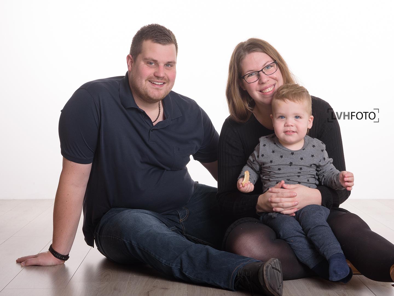 Alf, Lisa & Daniel