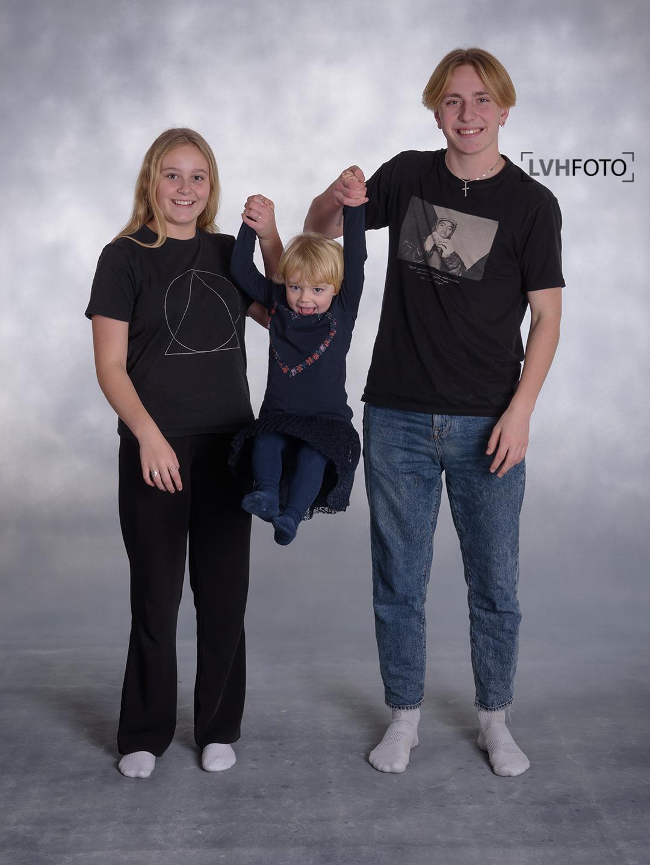 Emilia, Lærke & Jonas