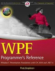 Wrox – WPF Programmer's Reference