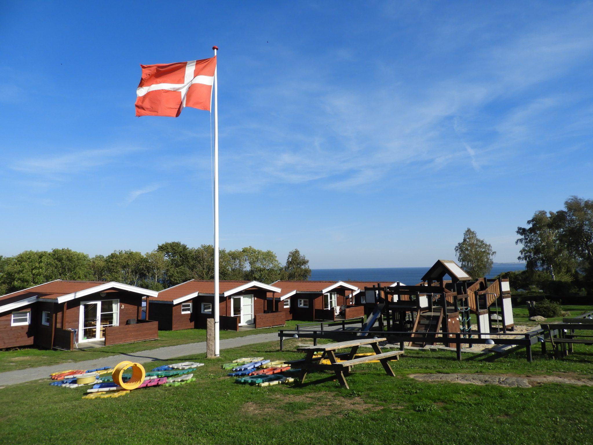 Sandkaas Familiecamping - overnatning på Bornholm.