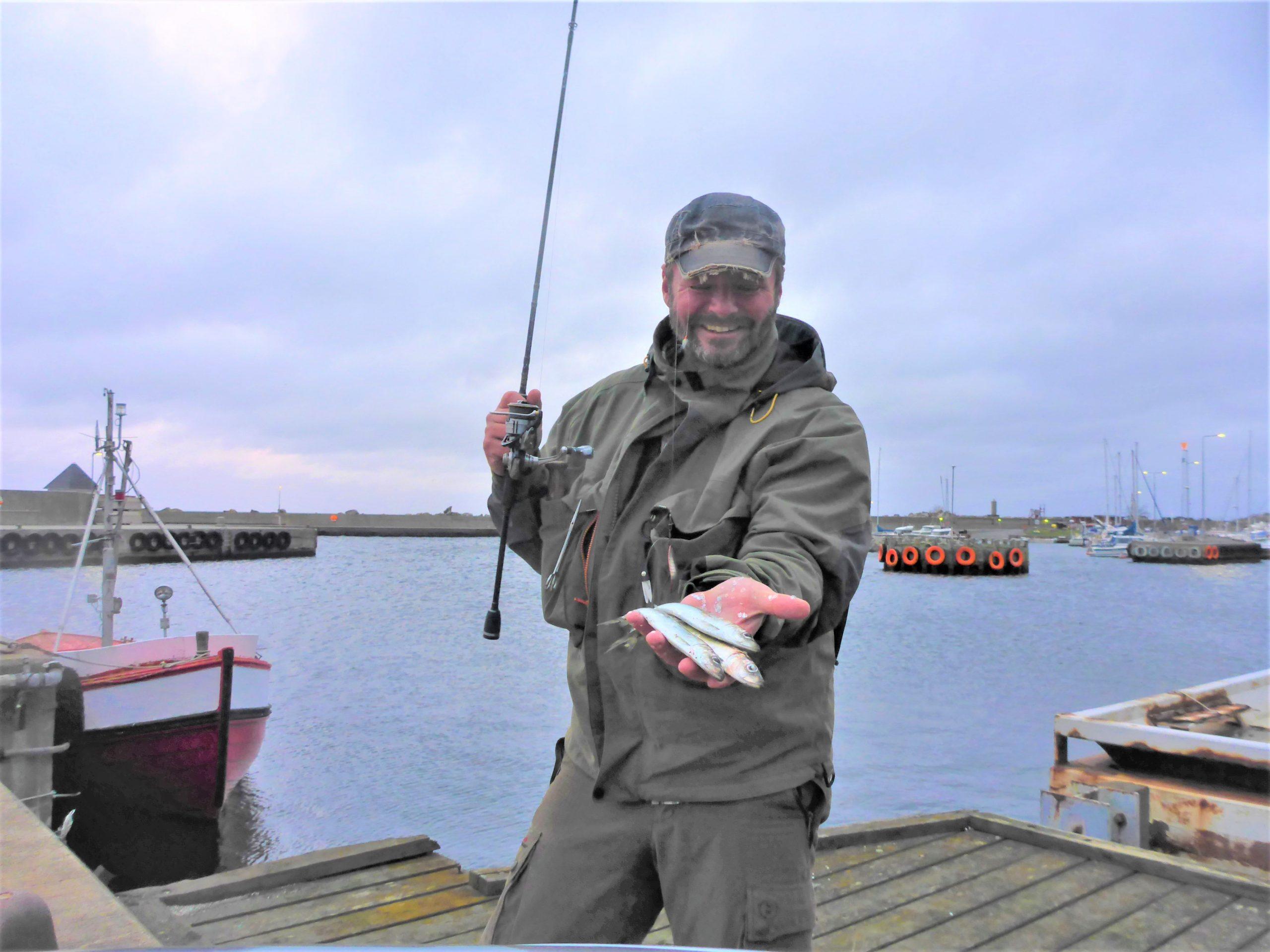 Sildefiskeri på Bornholm