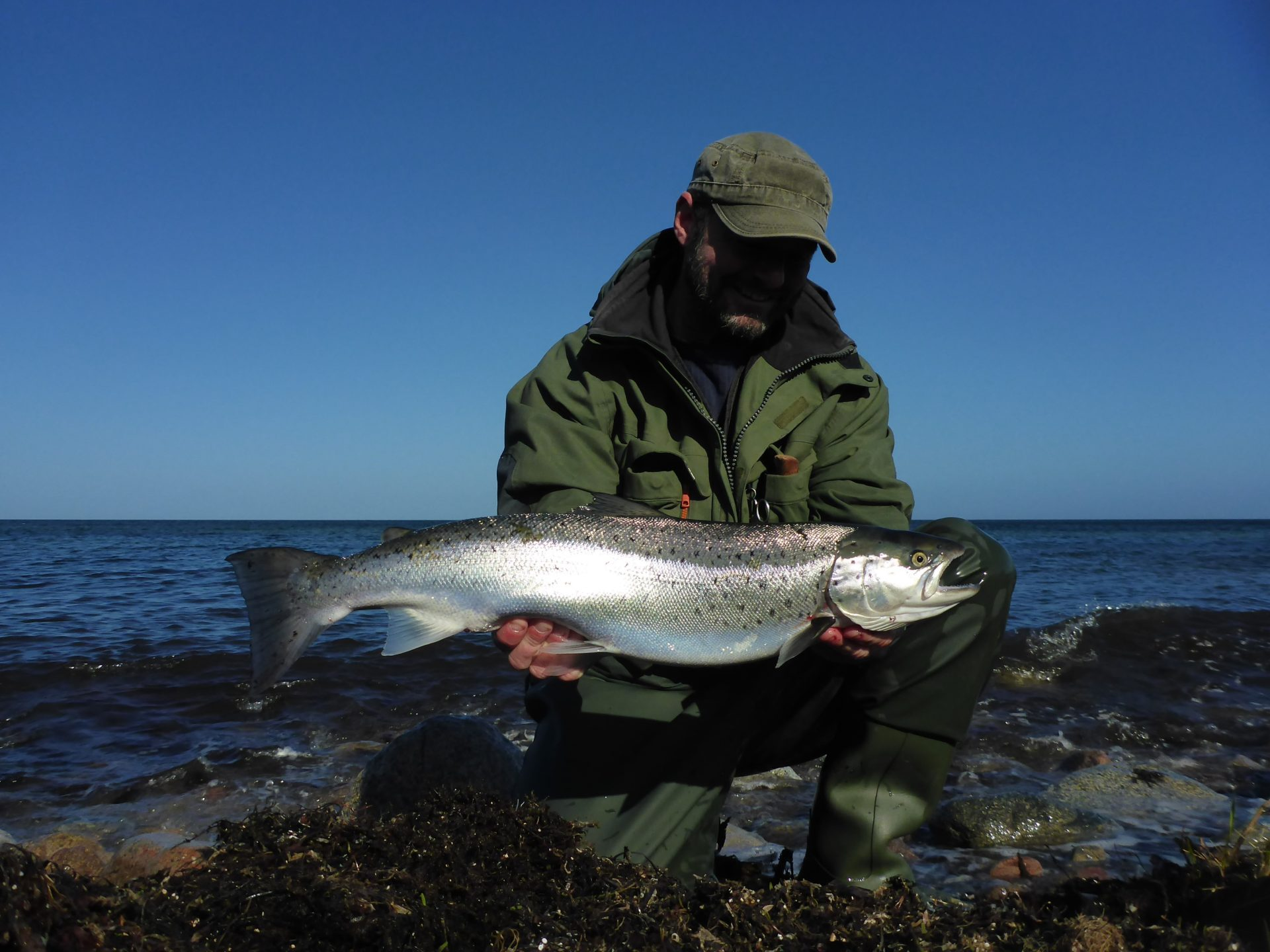 Vestsjælland fiskepladser