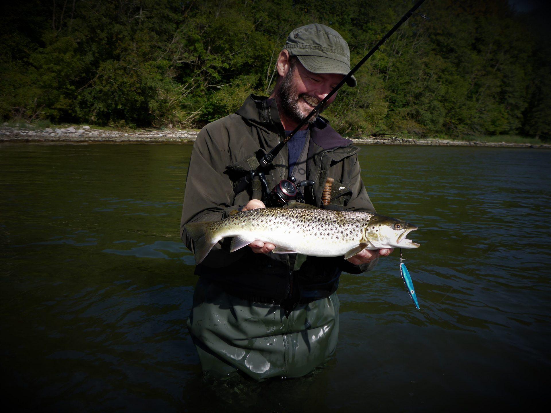 Lystfiskeri i Aabenraa Fjord