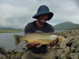 Oplev Færøerne og fiskeri efter fjeldørred.