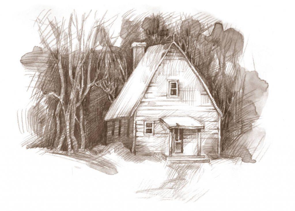 """Fenomen i hus och platser - """"Andlig utredning"""""""