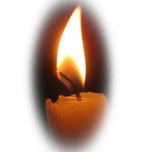 Ljus från andevärlden