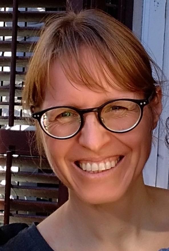 Portræt af massør Margit Anderen
