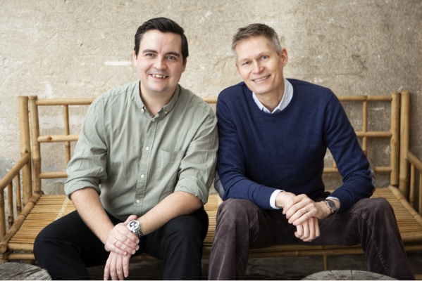 MÅLBAR founders Anders Koefoe og Jakob Aaen