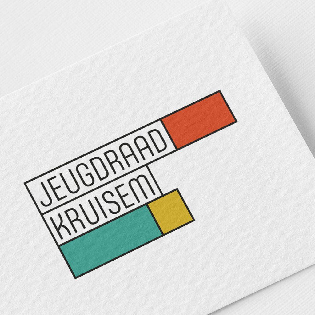 Logo Jeugdraad Kruisem