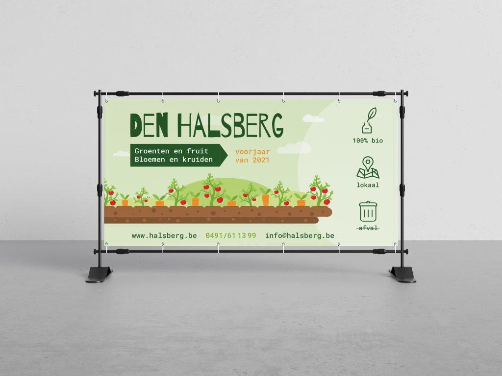 Den Halsberg herasdoek