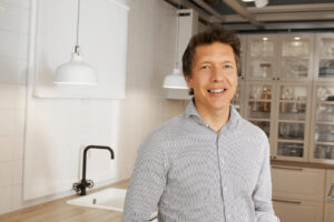 Country Retail Manager i Ikea, Johan Laurell. Foto: PR.