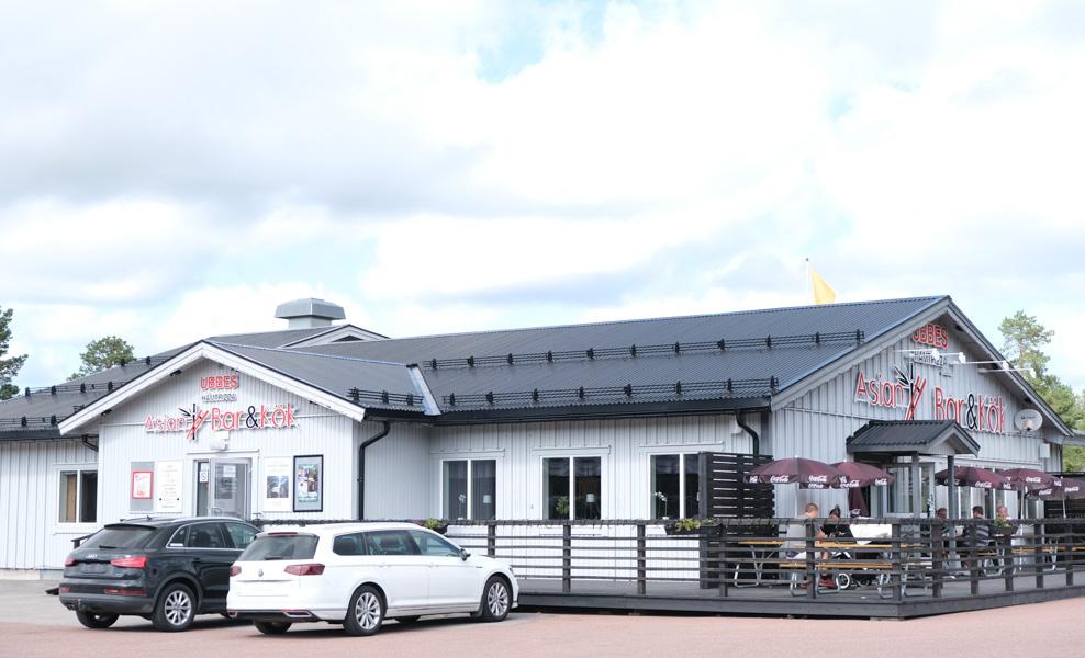Asian Bar och kök