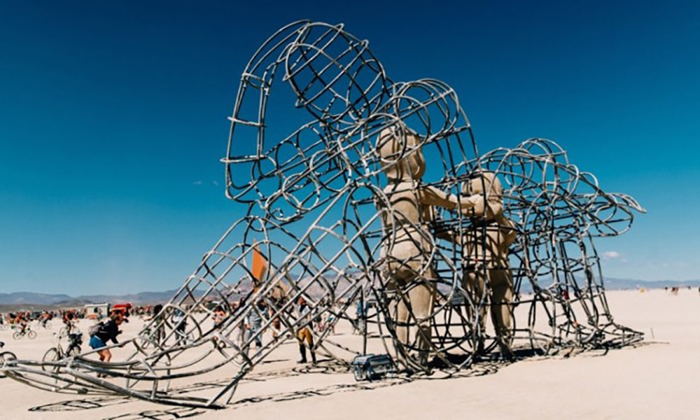 Magazine Chic - Burning Man 2016