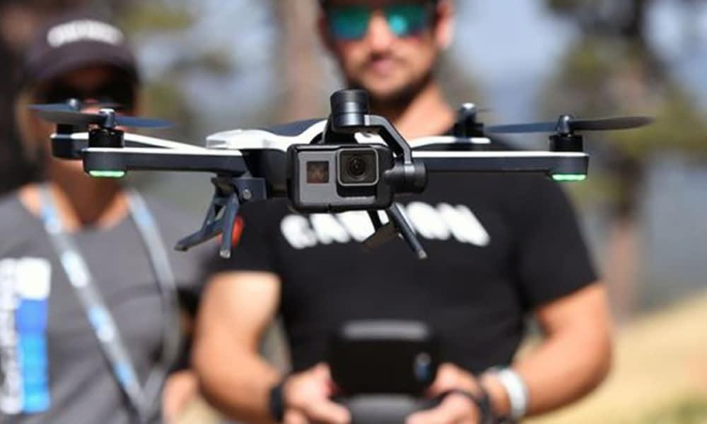 Magazine Chic - GoPro Karma Drone