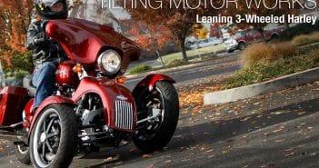 [MC] Magazine Chic - Tilting Motor