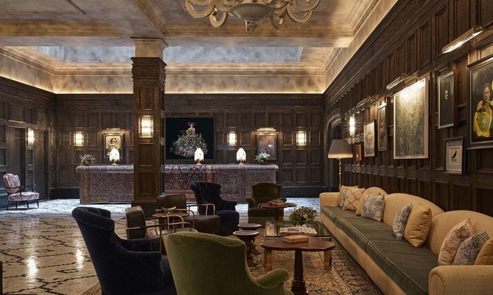 Magazine Chic - Hotel Beekman - New York