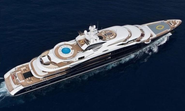 Magazine Chic - Yacht Serene