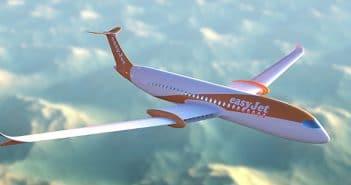 [MC] Magazine Chic - Easyjet Avion Electrique