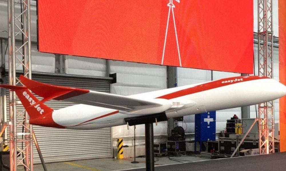 Magazine Chic - Easyjet Avion Electrique