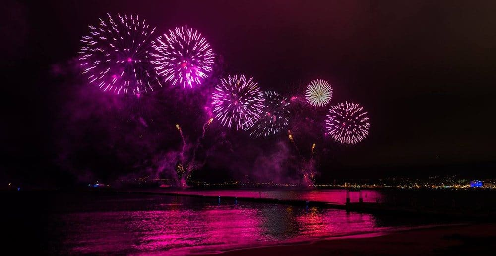 [MC] Magazine Chic - Festival Art Pyrotechnique Cannes 2018