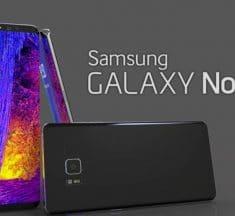 Le Samsung Galaxy Note 8 débarque (presque) !