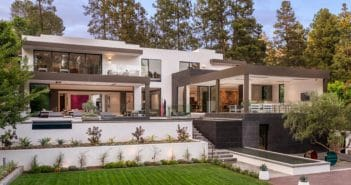 [MC] Magazine Chic - 231 Lago Vista Dr, Beverly Hills Designed by Charles Park