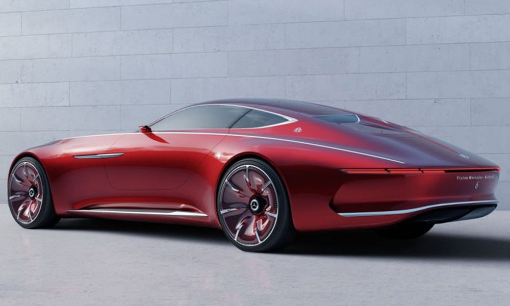 Magazine Chic - Mercedes Maybach
