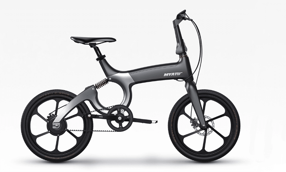 Magazine Chic - Flow Dot Ebike