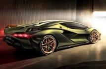 [MC] Magazine Chic - Lamborghini Sian