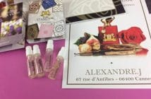 [MC] Magazine Chic - Parfums Alexandre J
