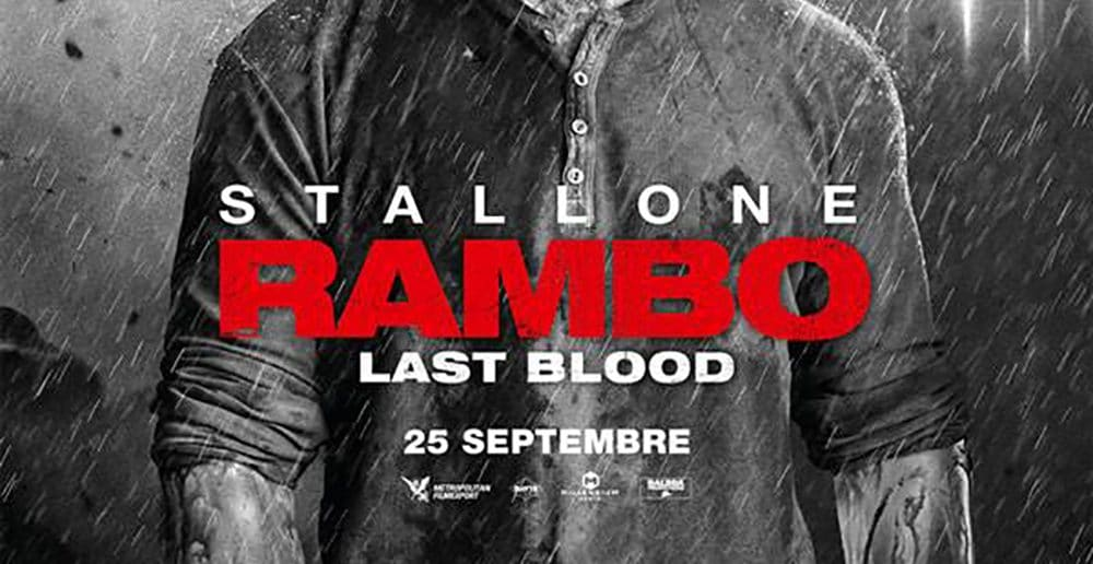 [MC] Magazine Chic - Rambo - Last Blood