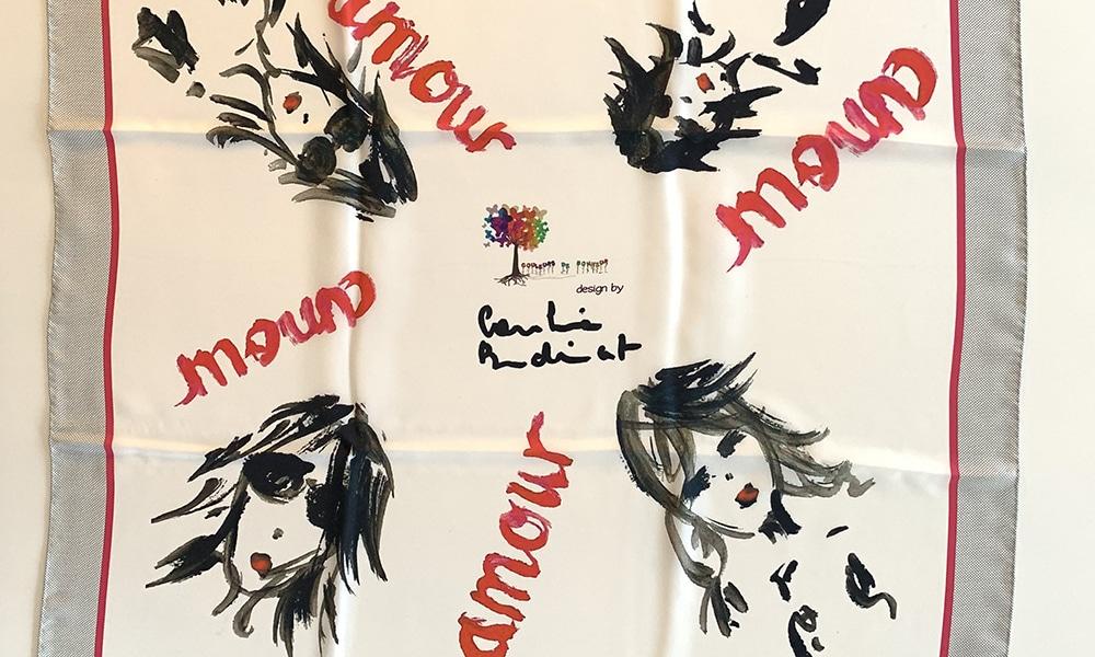 Magazine Chic - Caroline Burdinat - Foulards