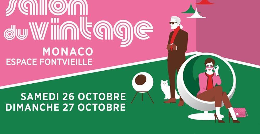 [MC] Magazine Chic - Salon du Vintage de Monaco
