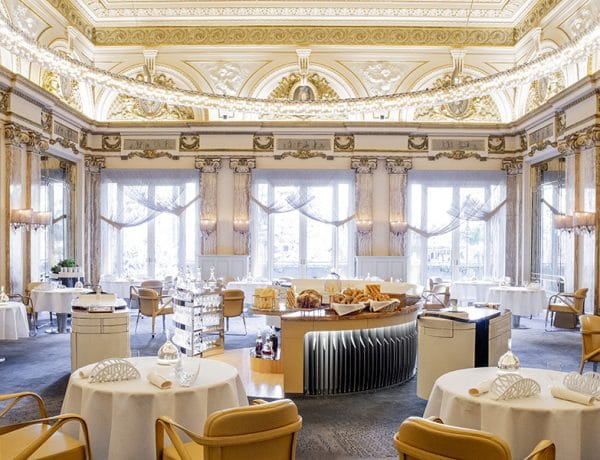 Monaco : réouverture du Louis XV – Alain Ducasse à l'Hôtel de Paris