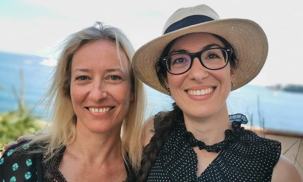 [MC] Magazine Chic - Caroline Montigneaux & Angela Potenza