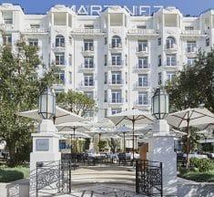 L'hôtel Martinez à Cannes fête ses 90 ans.