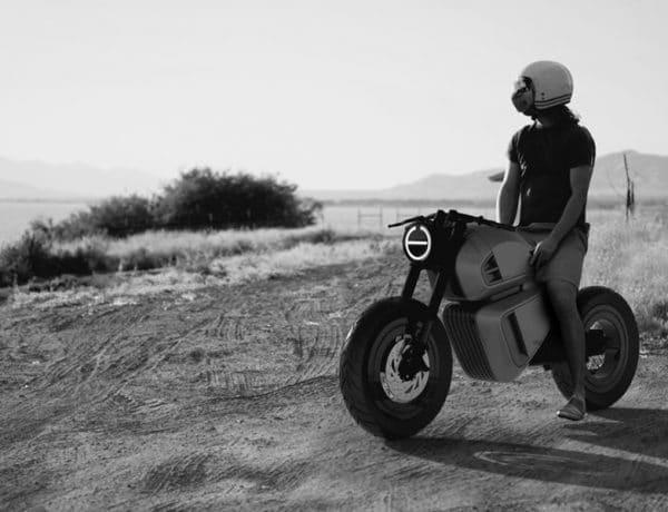 La nouvelle moto électrique française NAWA Racer révolutionne l'utilisation des supercondensateurs