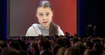[MC] Magazine Chic - Greta Thunberg