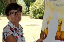 [MC] Magazine Chic - Gyslaine Micheneau - Artiste peintre