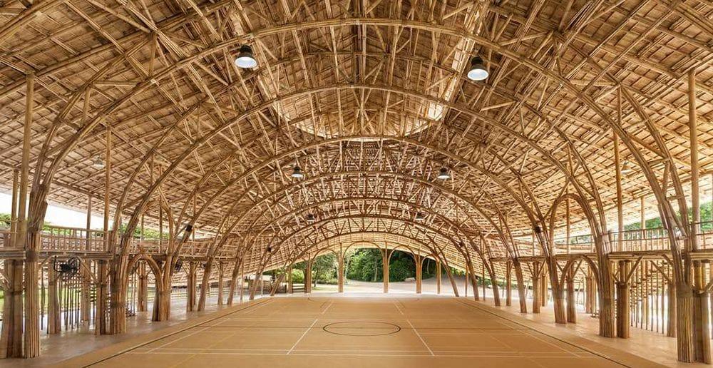 [MC] Magazine Chic - Construction en bambou