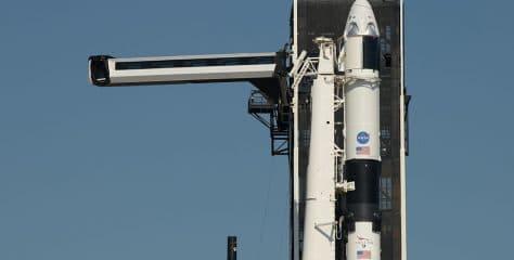 SpaceX s'apprête à marquer l'histoire de l'aérospatiale avec un premier vol habité