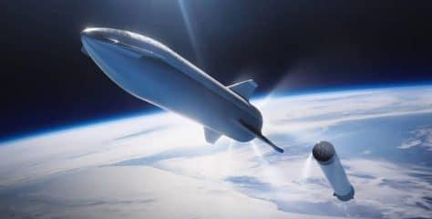 SpaceX : le premier voyage de Starship vers Mars pourrait avoir lieu en 2024