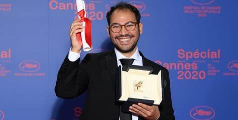 Clôture de « Spécial Cannes 2020 » I am Afraid to Forget Your Face de Sameh Alaa, Palme d'or 2020 du court métrage