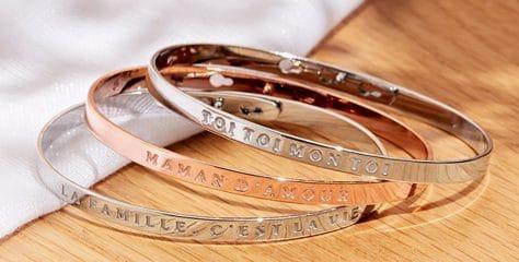 Idée de cadeau original : pourquoi offrir des bracelets messages?