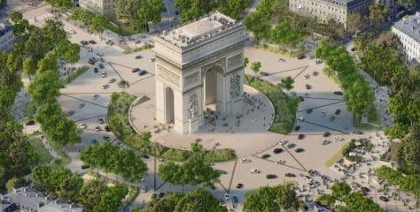 Voici à quoi pourraient bientôt ressembler les Champs Elysées !