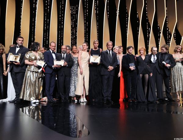 74e Festival de Cannes Tout le Palmarès !