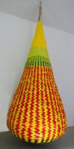 "Dorothea Seror, ""Joy of Weaving - Upscaled"". Foto: Dorothea Seror"