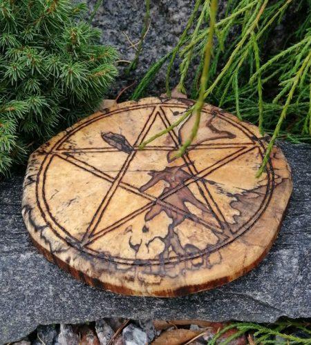 alttarilaatta pentagrammi 2