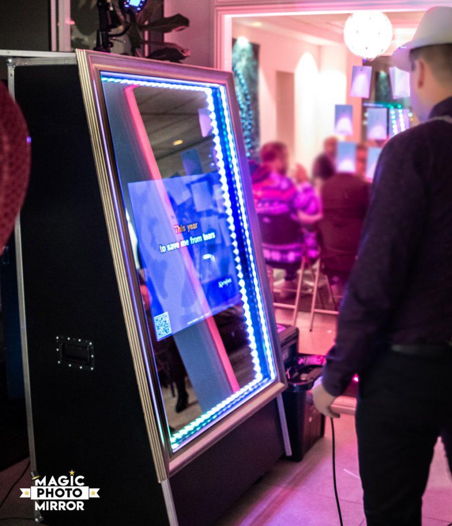 Hyra fotobås med karaoke i Borlänge