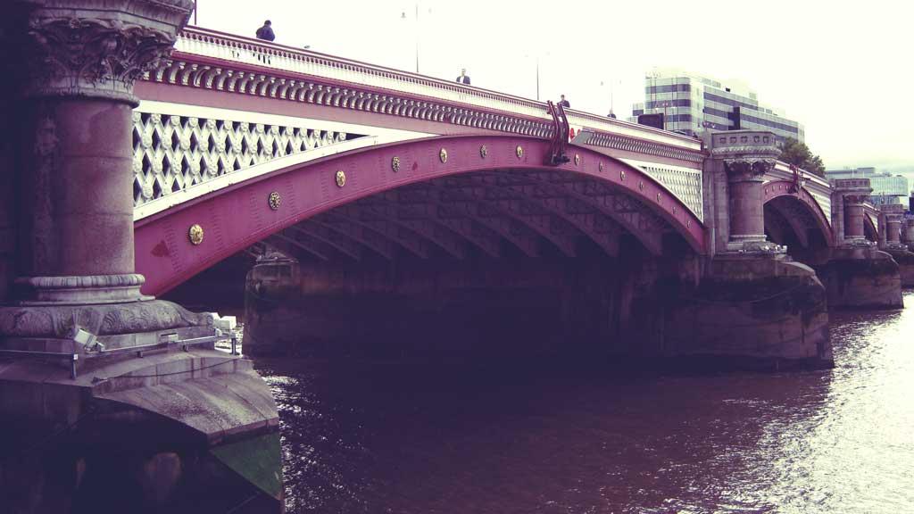 Black Friar Bridge London